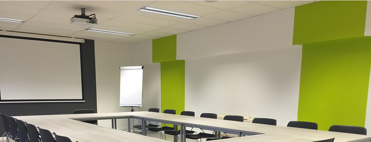 Board Room Audio Visual Setup Canberra
